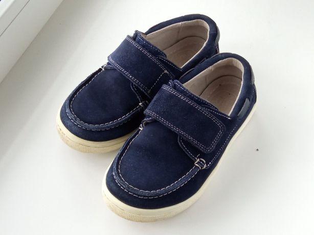 Мокасины туфли кожаные Eleven Shoes 28 размер