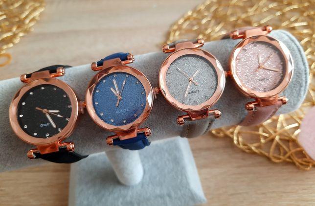 Zegarek damski cyrkonie