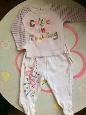 Комплект для девочки дисней disney mothercare