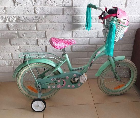 Rower dla dziewczynki Maxller Village 16