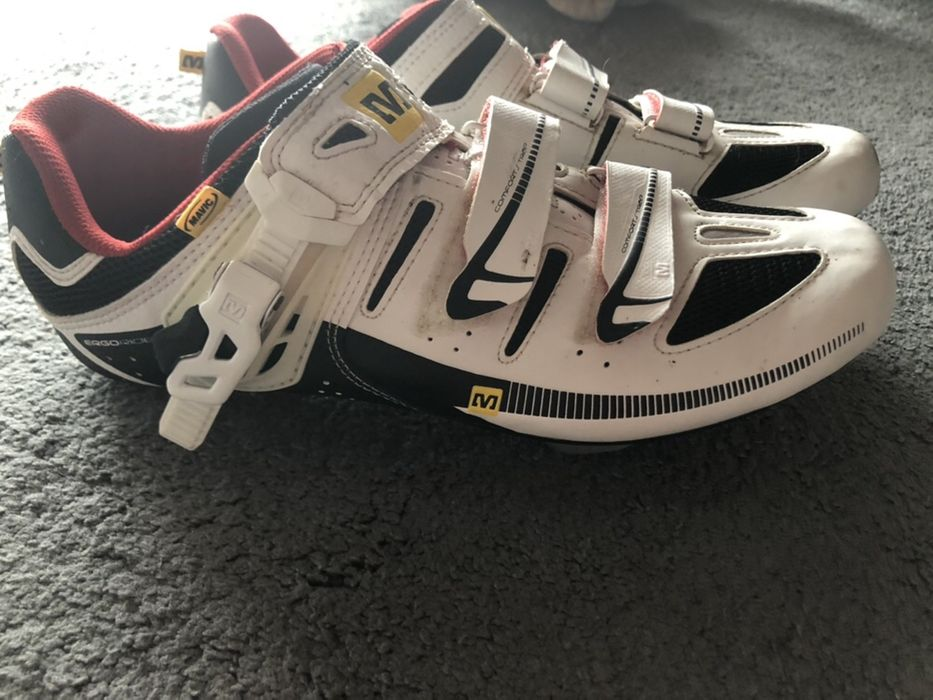Buty szosowe na pedał MAVIC CARBON -nowe Leżajsk - image 1
