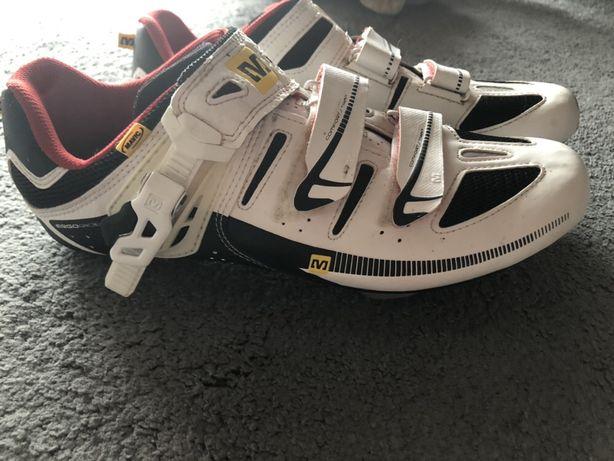 Buty szosowe na pedał MAVIC CARBON -nowe