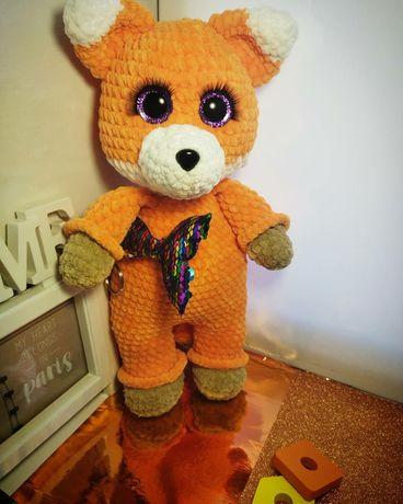 """В'язана іграшка """"Cunning fox"""""""