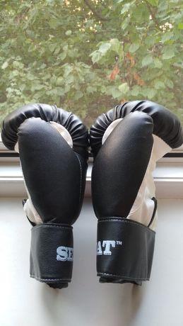 """Перчатки боксерские  """"Senat""""!"""