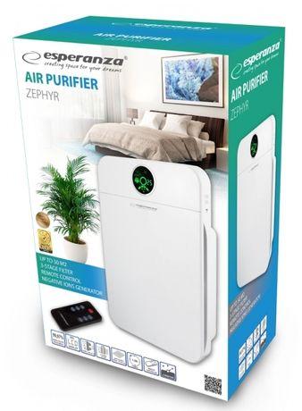 Oczyszczacz Powietrza * Filtr Hepa *Jonizacja* NOWY GW24