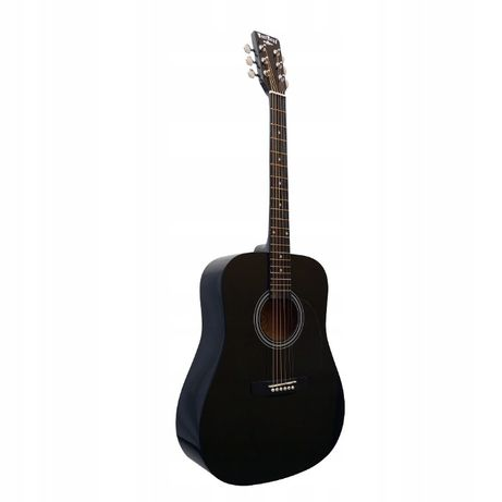 Gwarancja!Nowa gitara akustyczna WESTROAD WG-29 BK + pokrowiec