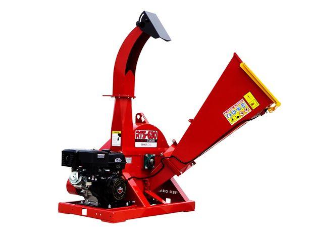 Rębak spalinowy tarczowy 15KM LIFAN model2021 RTS630