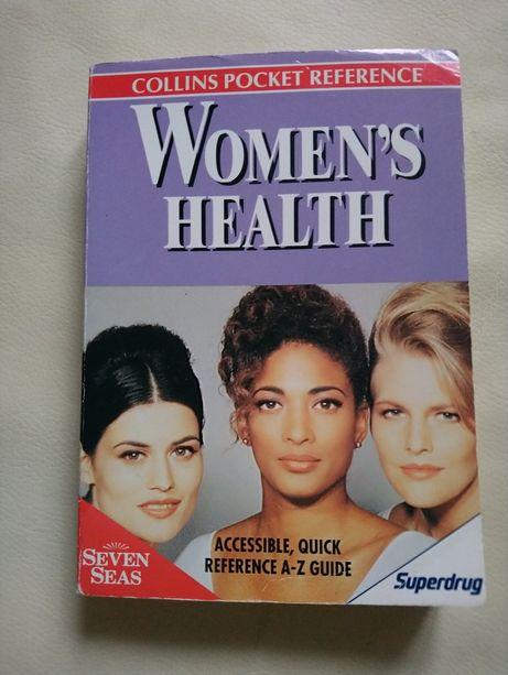 Книга Women's Health на англійській мові
