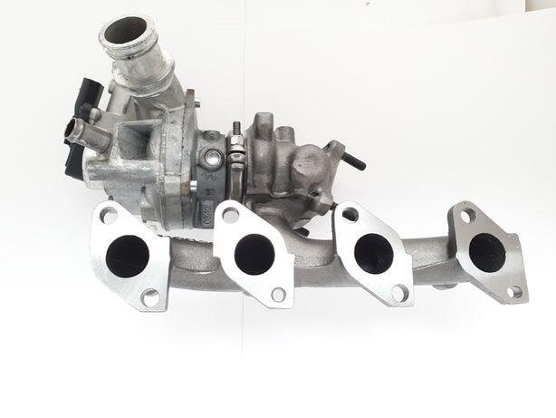 Nowa Turbosprężarka,Turbina VW,AUDI,SKODA,SEAT 1.2 TSI 03F145701G