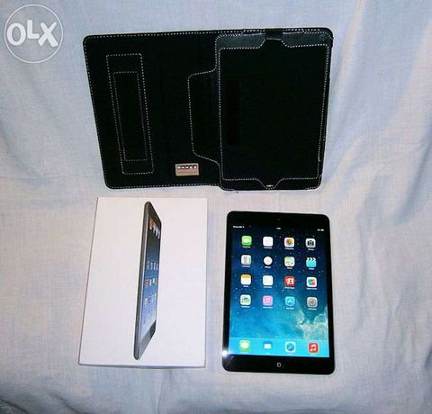 Tablet Apple iPad mini 64gb wifi + celular + capa acrilico nova