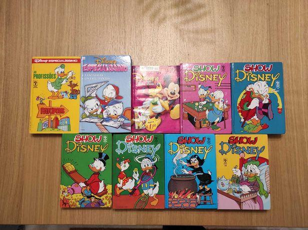 comics disney,show disney, pato donald, tio patinhas.