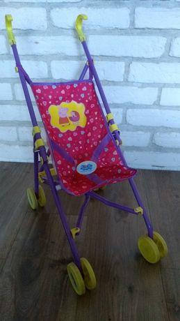 Zabawkowy wózek spacerówka Peppa Pig