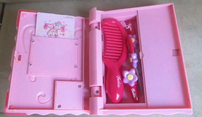 Mala Majora c/acessórios Barbie + DVD Filme À Procura de Nemo
