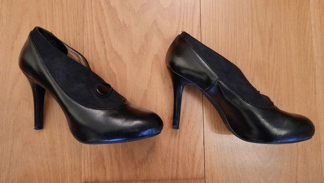 """Sapatos senhora 38 em mto com estado """"Angel Alarcon"""""""
