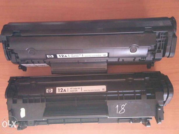Картридж HP LJ Q2612A (12A)