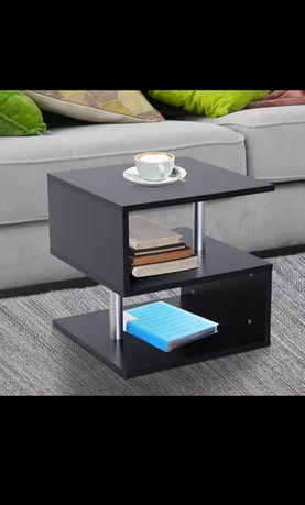 Stolik kawowy, czarny