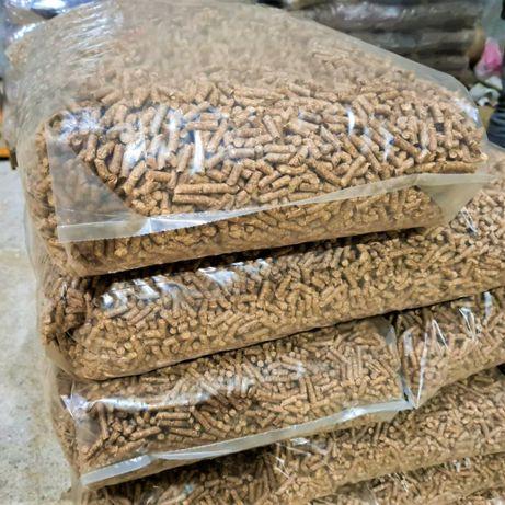 Pellet opałowy/drzewny/sosnowy - 80%, Fidrob PELLETS