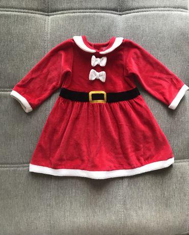 Новорічна сукня 74р Primark
