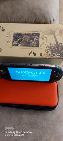 Продам 7 дюймовый консоль для ретро игр.