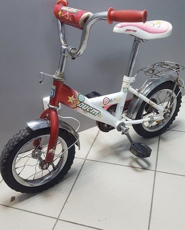 Велосипед детский Аист колеса 12 дюймов