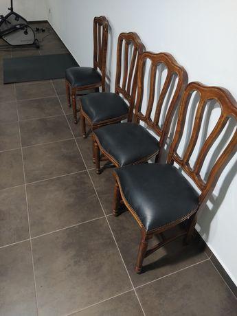 8 cadeiras de sala