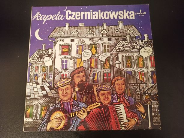 Kapela czerniakowska, płyta winylowa