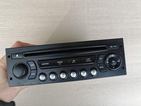 Citroen C3 picasso radio odtwarzacz CD MP3