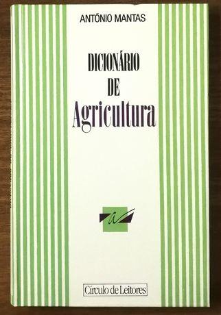 dicionário de agricultura, antónio mantas, circulo de leitores