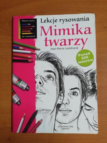 Książka Mimika twarzy