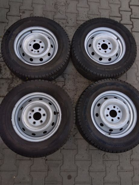 235/65/16c Michelin Koła Sprinter Iveco