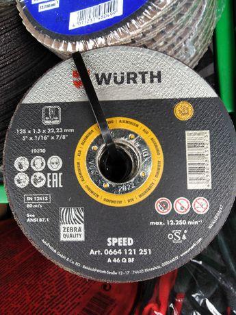 tarcza Wurth do cięcia 125 mm