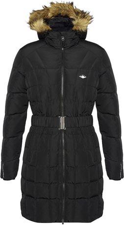 Kurtka płaszcz puchowy damski M Mountain Designs Delphine
