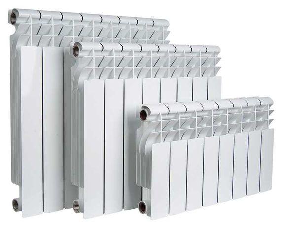 Біметалеві радіатори для опалення