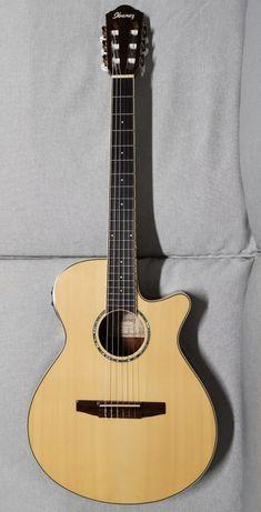 Guitarra Clássica IBANEZ - AEG10NII-NT