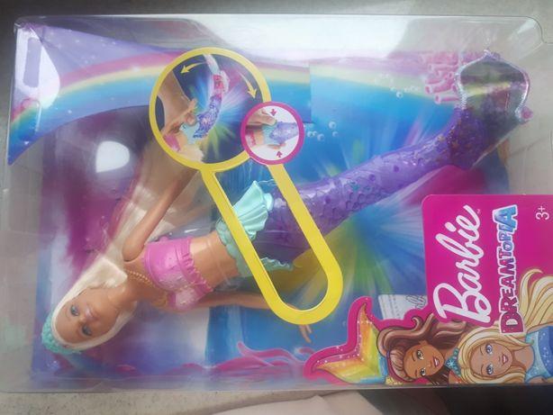 Nowa Syrenka Barbie