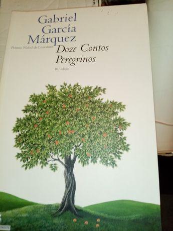 livro Gabriel Garcia Marquez Doze contos peregrinos-vendo