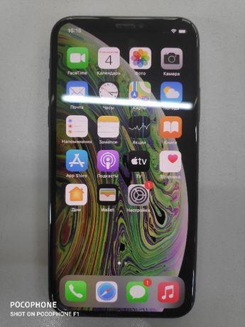 Apple iPhone XS 64Gb Space Grey neverlock отличное состояние!