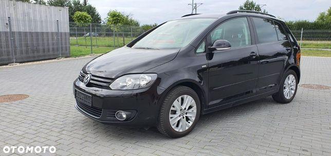 Volkswagen Golf Plus Niski przebieg, klima,alufelgi
