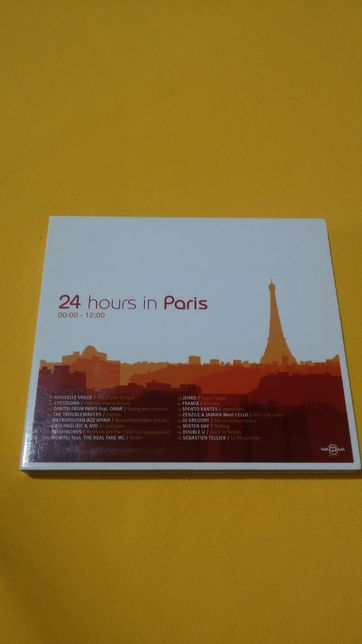 24 hours in Paris ( duplo cd )