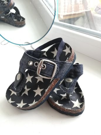 Босоножки Next сандали сандалии шлепки вьетнамки на мальчика