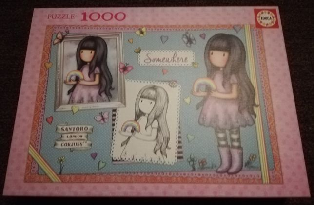 Puzzle 1000 Educa - Santoro MONTADO
