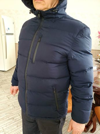 Куртка мужская пуховик Springfield