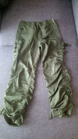 Militarne spodnie r.S