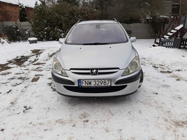 Peugeot 307 2.0 Benzyna 2003 Rok