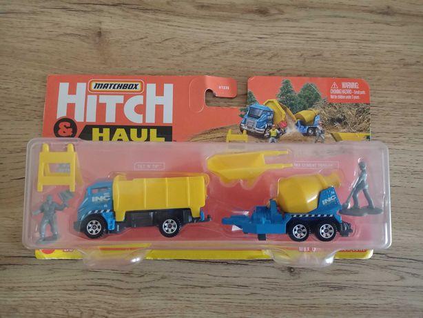 Matchbox Hitch haul