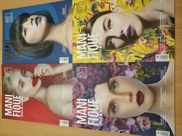 Manifique Semilac Magazine numery 1-4