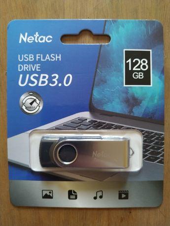 Флешка USB 3.0 Netac 128Gb U505 usb flash