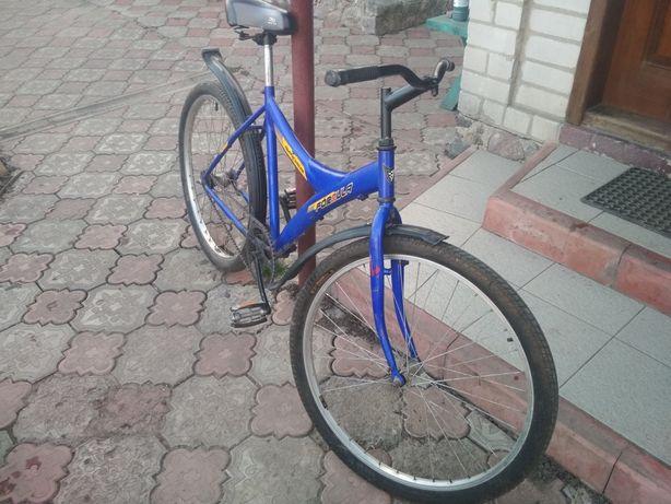 Подростковый спортивный велосипед