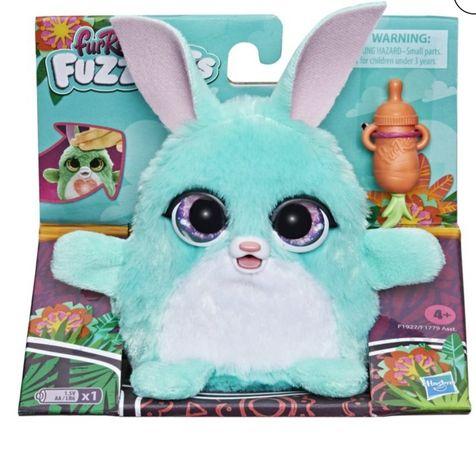 Інтерактивний кролик FurReal Fuzzalots Bunny Interactive