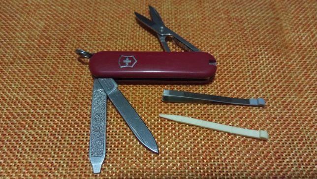 Швейцарський ніж нож Victorinox Classic SD 0.6223 (оригінал)